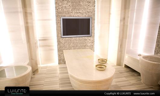 Luxurite waterproof LCD TV Legend Series for bathroom – Tv in the Bathroom