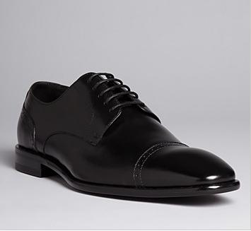 Boss Dress black shoes