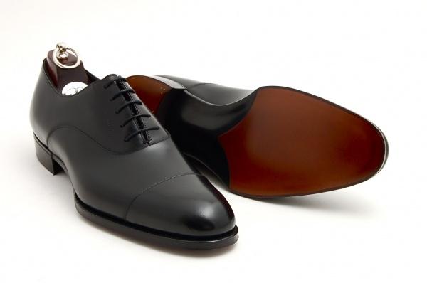 Gaziano & Girling black dress shoes