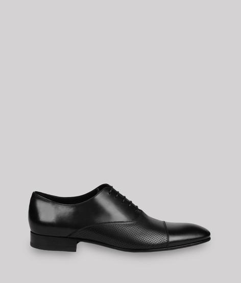 Giorgio Armani black dress shoes