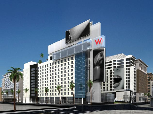 W Hotel Hollywood Logo