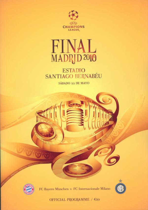 2010 UEFA Champions League Final