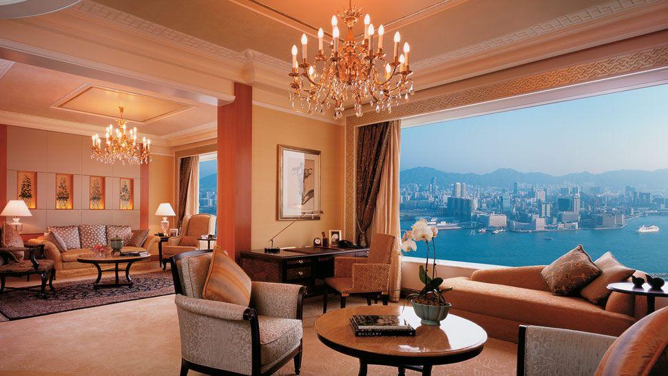 Island Shangri-La Hong Kong Hotel