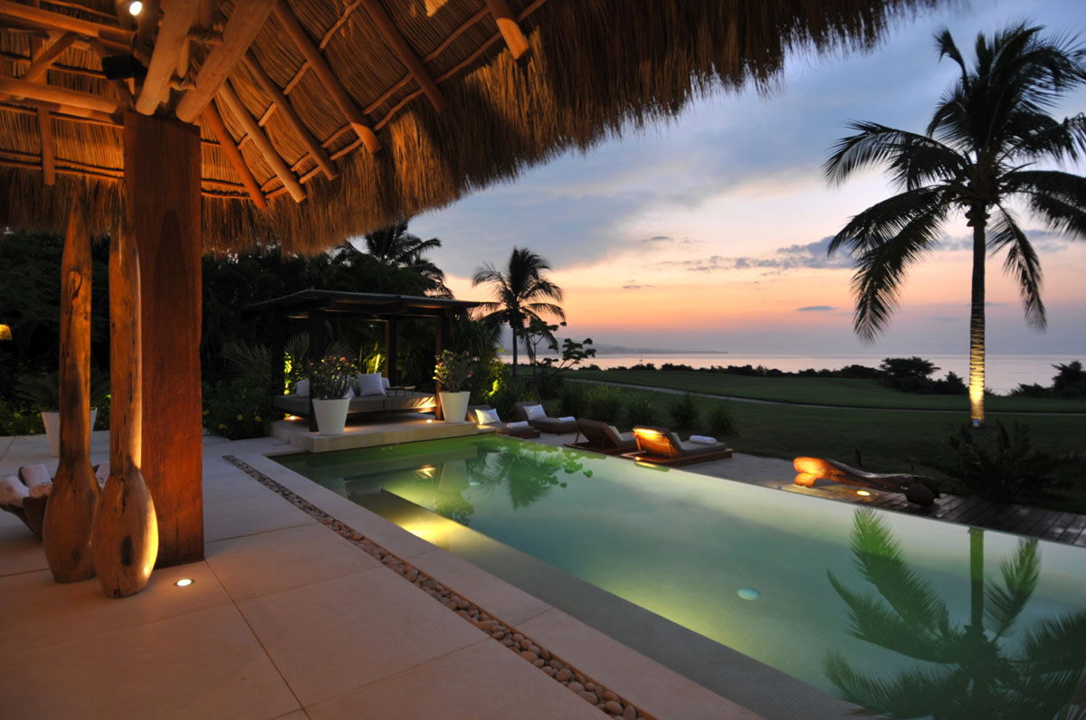 punta mita villas for rent simple rent punta mita vacation rentals