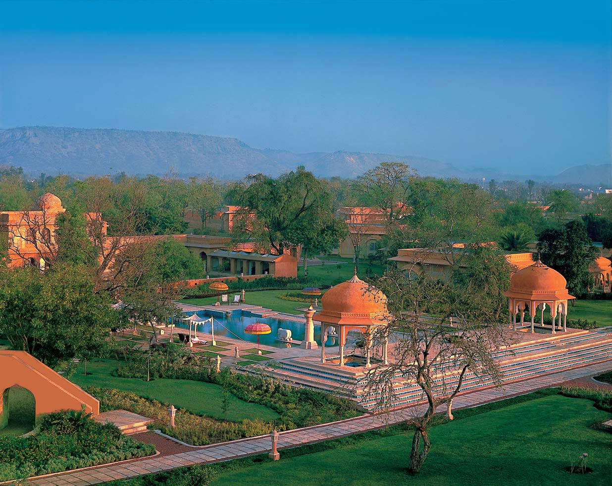 Oberoi Vanyavilas Ranthambhore India