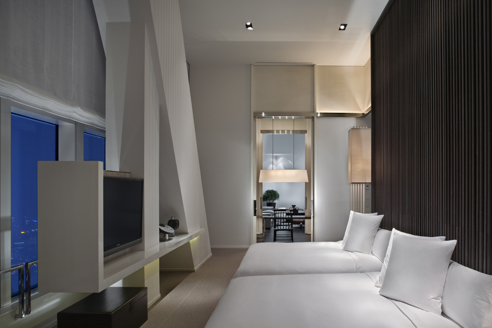 Park Hyatt Hotel Shanghai Diplomate Suite