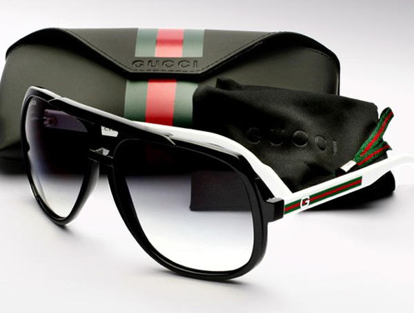 3b37dd2adb3 Gucci special edition Heritage Aviator sunglasses collection