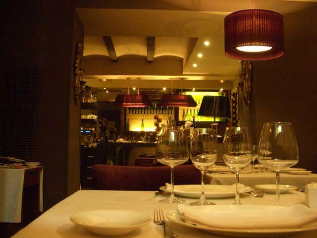 Restaurante el paraguas madrid prestigious asturian for Asturian cuisine