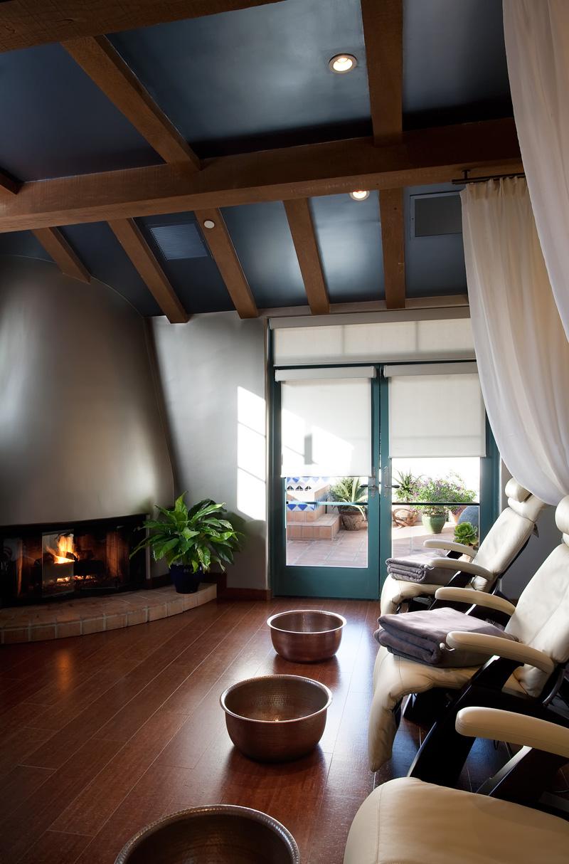 Ojai Valley Inn Ca: Spa Escape In Southern California: Spa Ojai At Ojai Valley
