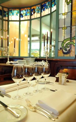 Comme Chez Soi Restaurant Brussels 01