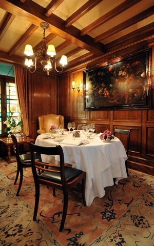 Comme Chez Soi Restaurant Brussels 02