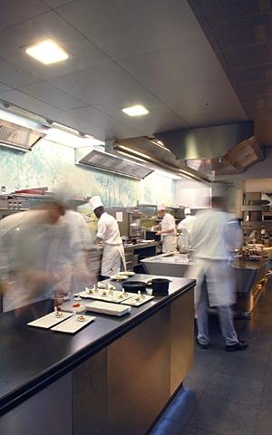 Comme Chez Soi Restaurant Brussels 04