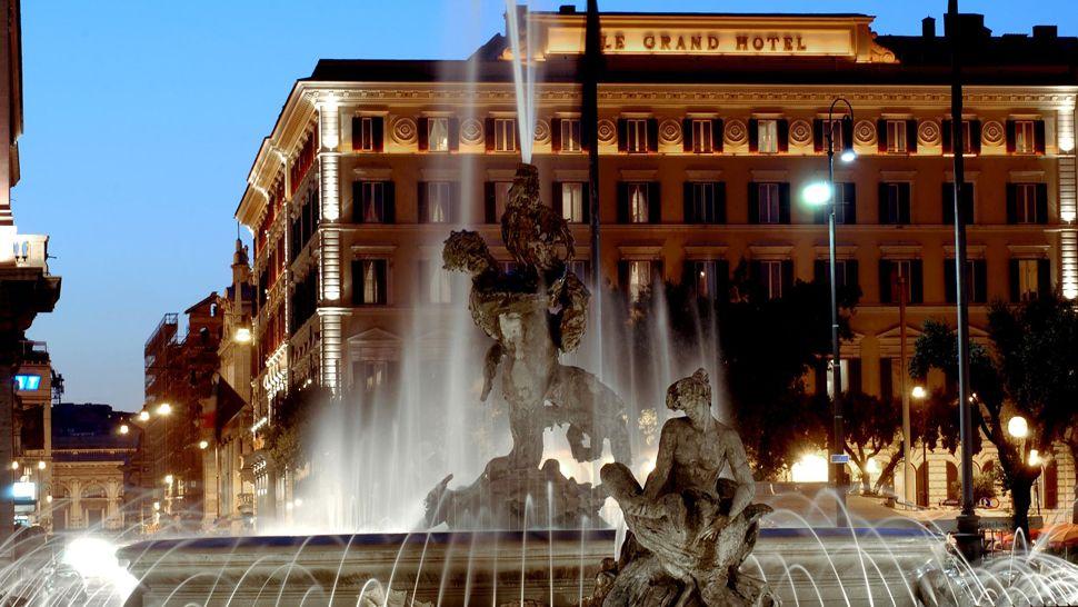 St Regis Grand Hotel Rome 01