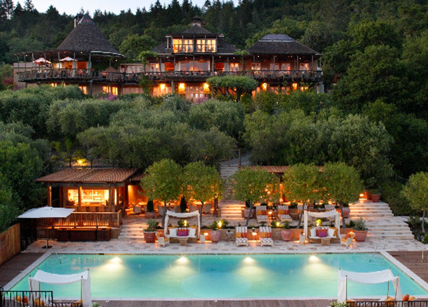 Napa Valley Luxury Hotels Rouydadnews Info