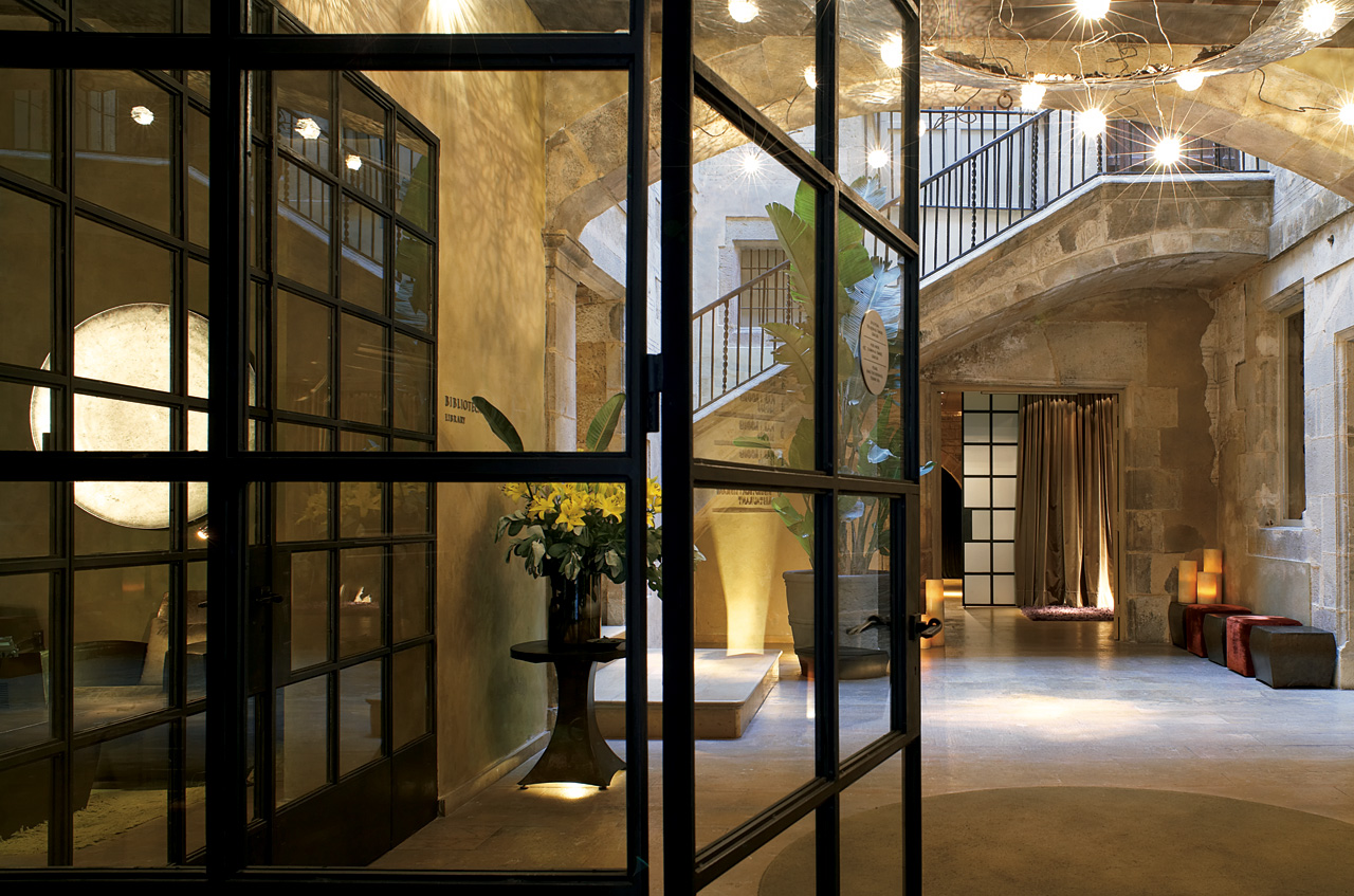 The top 10 luxury hotels in barcelona spain blog for Boutique hotel barcelone