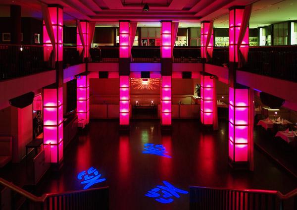 an international hot spot in the heart of berlin felix club restaurant blog purentonline. Black Bedroom Furniture Sets. Home Design Ideas