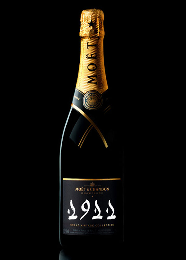 Moët Chandon Grand Vintage Collection 1911 Champagnes