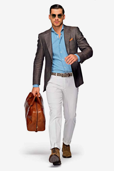 The Suitsupply Spring/Summer 2012 collection lookbook | Blog