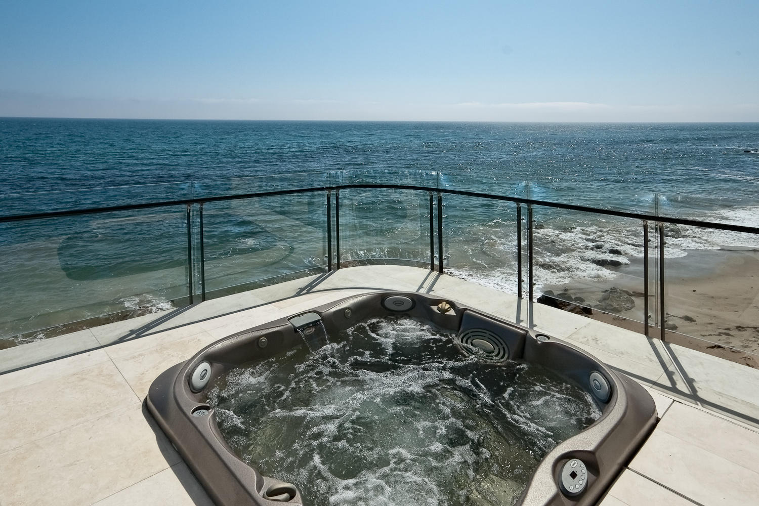 Pristine 3 bedroom beach house for rent in malibu california blog purentonline - Beachfront houses in california ...