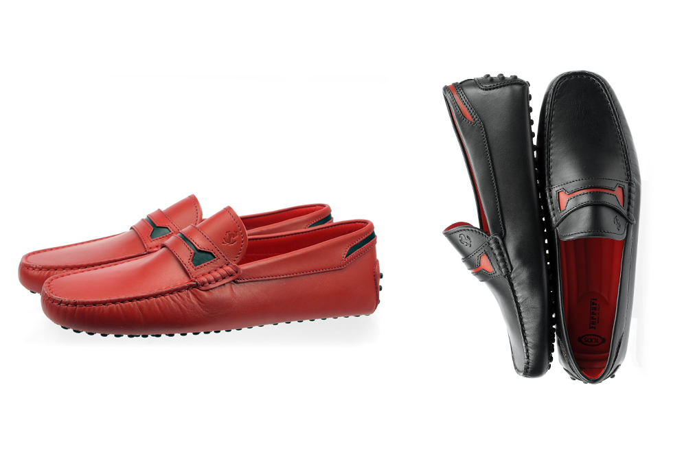 ef8ab23d9e0 The New Limited Edition Ferrari Gommino by Tod s