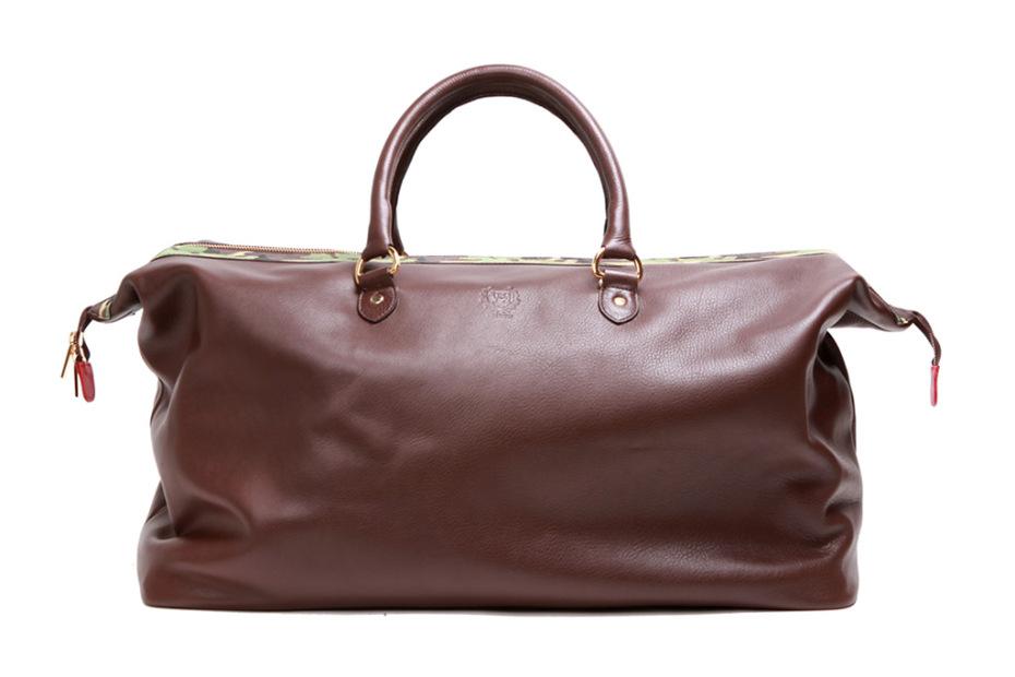 Luxury leather weekend bag – New trendy bags models photo blog