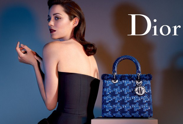 Marion Cotillard for LADY DIOR  handbags Spring 2013 pic 1