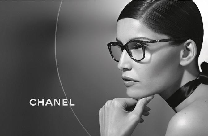 Chanel Spring 2013 Eyewear Ad Campaign with Laetitia Casta 04