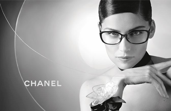 Chanel Spring 2013 Eyewear Ad Campaign with Laetitia Casta 07