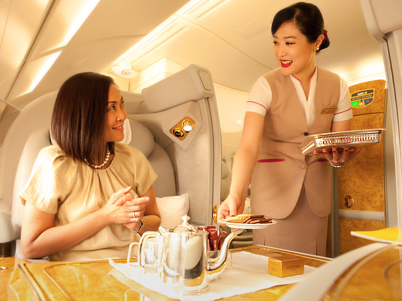 Emirates Airlines First Class Suite 02