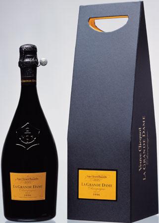 Veuve Clicquot La Grande Dame 1996 Champagne