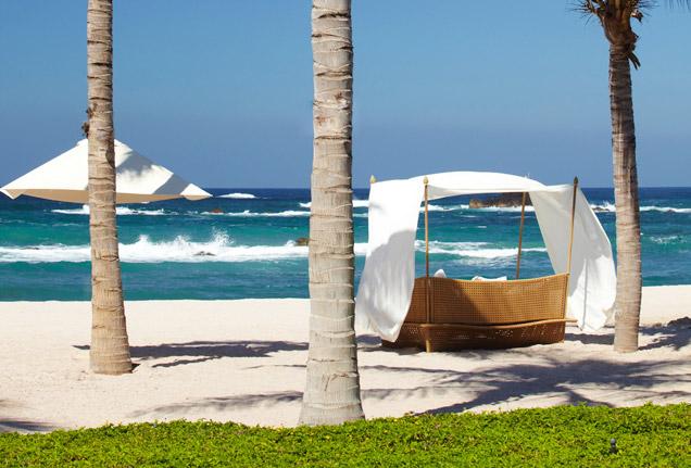 Beach Vacation in Punta Mita Mexico - Four Seasons Hotels and Resorts 01