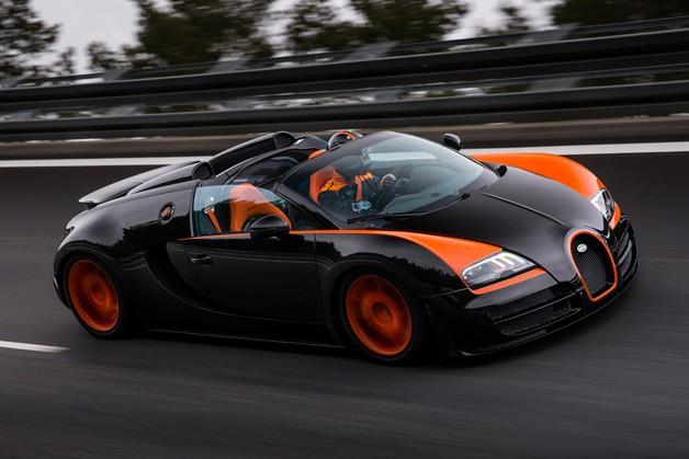Bugatti Veyron Grand Sport Vitesse 01