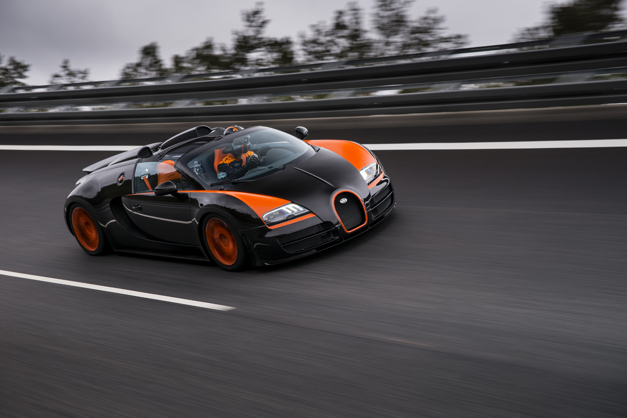 Bugatti Veyron Grand Sport Vitesse 02