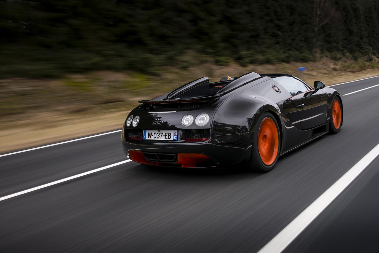 Bugatti Veyron Grand Sport Vitesse 05