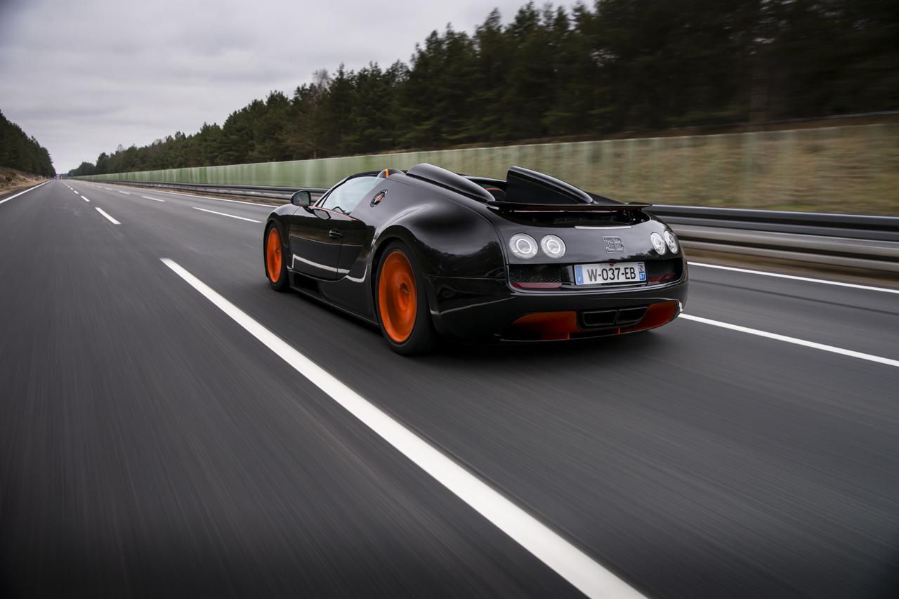 Bugatti Veyron Grand Sport Vitesse 06