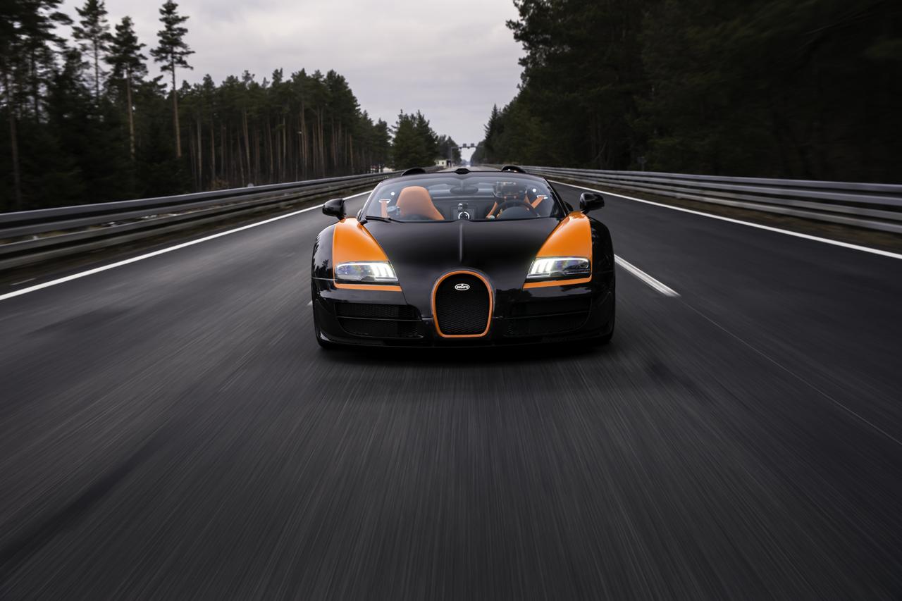 Bugatti Veyron Grand Sport Vitesse 07