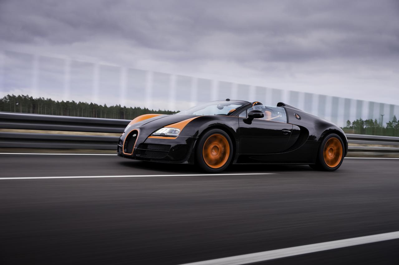 Bugatti Veyron Grand Sport Vitesse 08