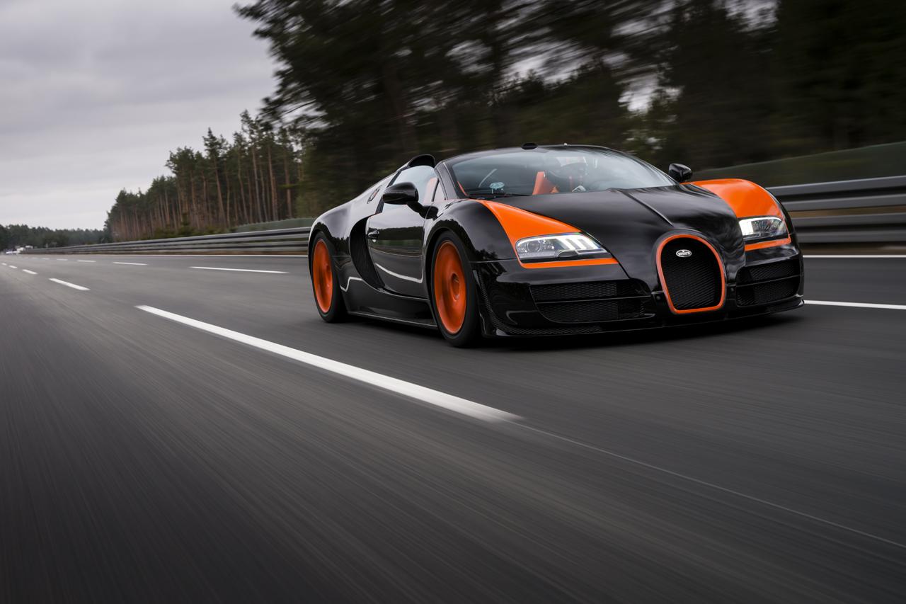 Bugatti Veyron Grand Sport Vitesse 09