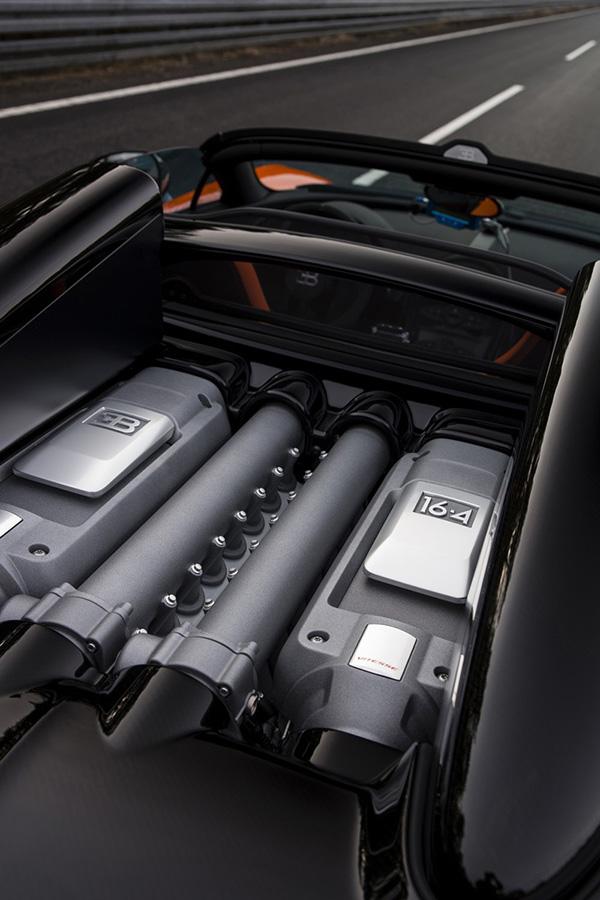Bugatti Veyron Grand Sport Vitesse 10