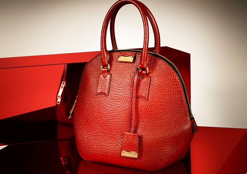 05872d63a0c7 The Burberry Orchard Bag