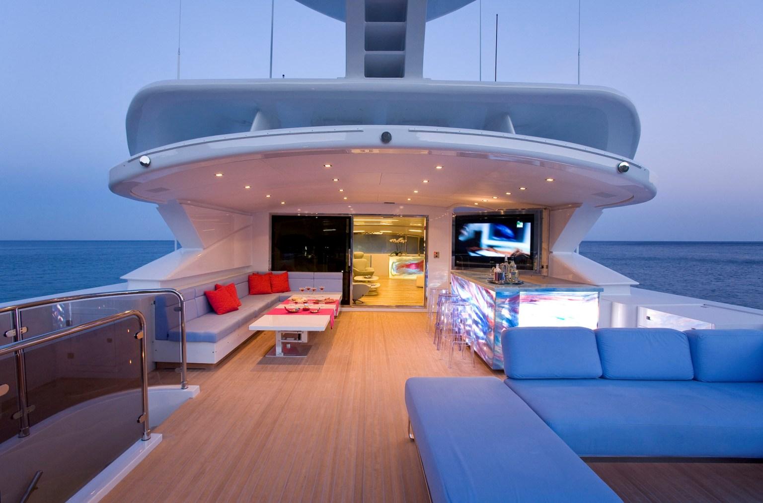 PANTHER II luxury motor yacht pic 04