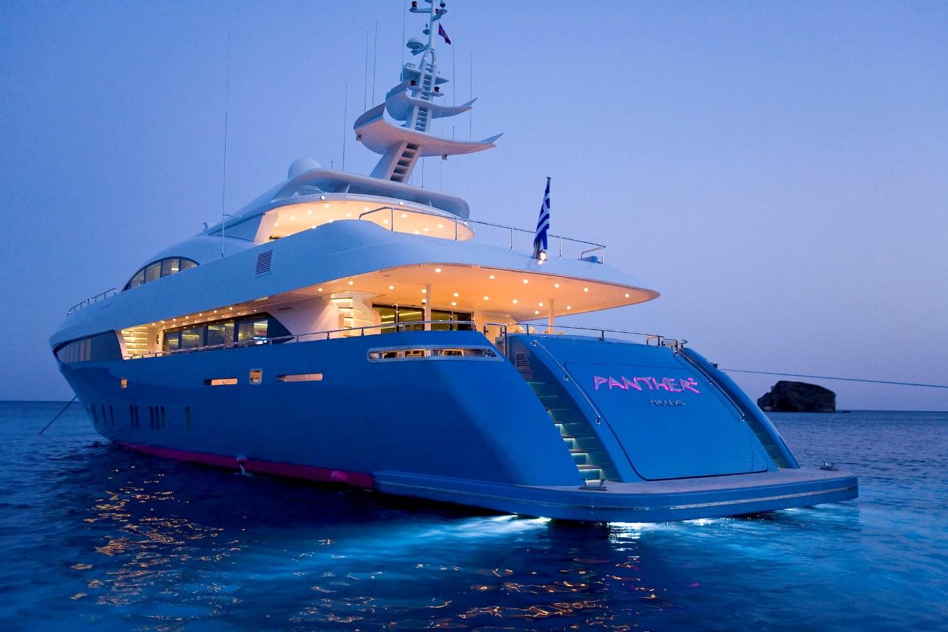 PANTHER II luxury motor yacht pic 15