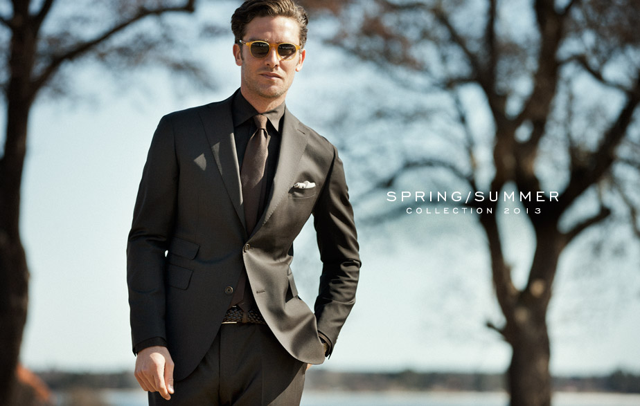 Rose and Born Spring Summer 2013 Ad Campaign with Andrew Burton 01