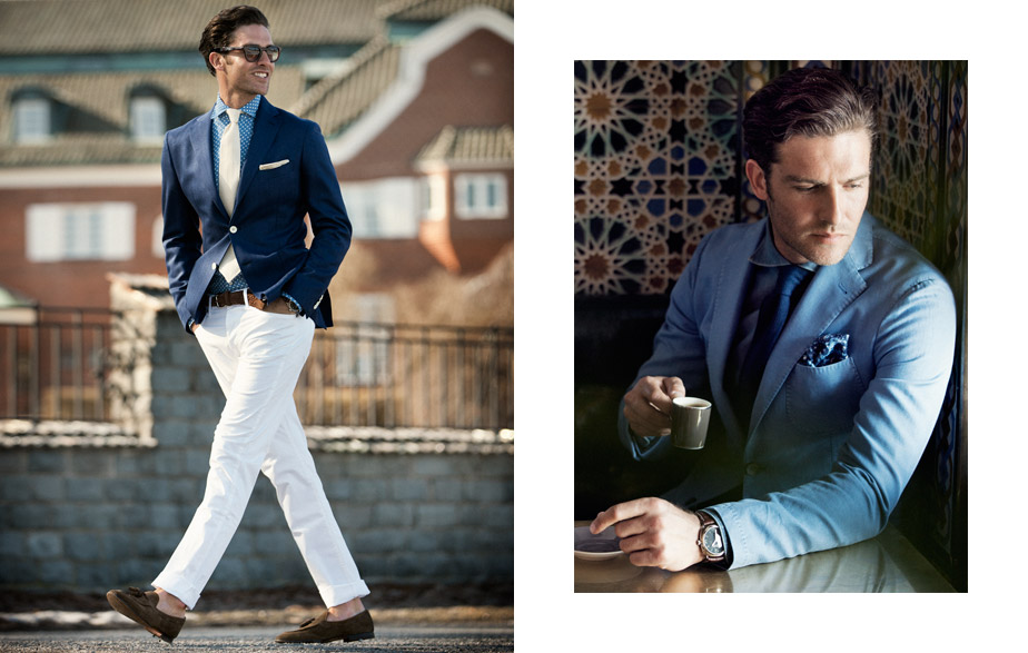Rose and Born Spring Summer 2013 Ad Campaign with Andrew Burton 04