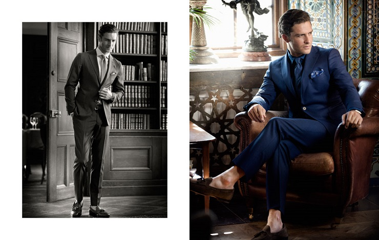 Rose and Born Spring Summer 2013 Ad Campaign with Andrew Burton 07