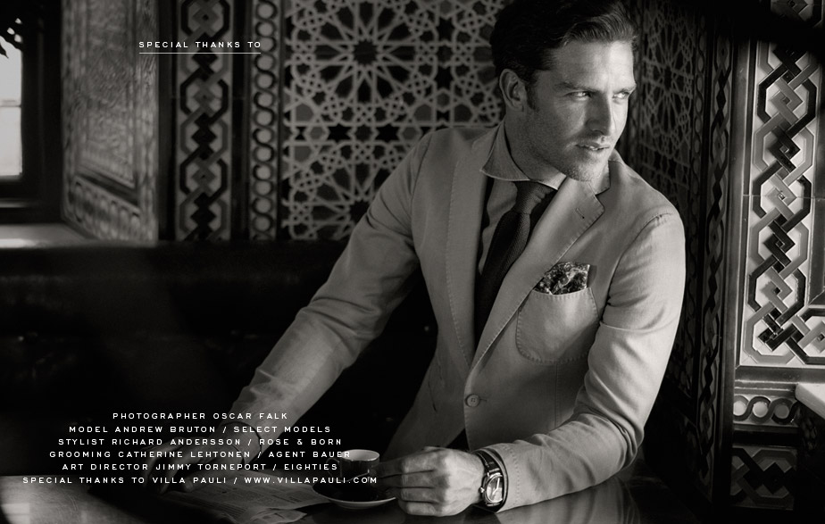 Rose and Born Spring Summer 2013 Ad Campaign with Andrew Burton 11