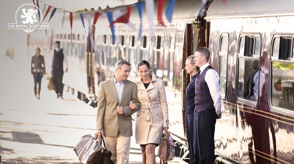 Royal Scotsman Luxury Train Scotland