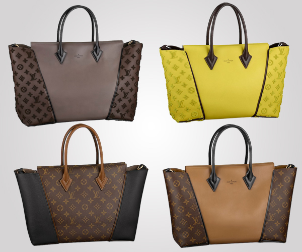 The Louis Vuitton W Bag collection pic 01