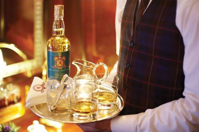 The Royal Scotsman Classic Whiskey Journey Tour