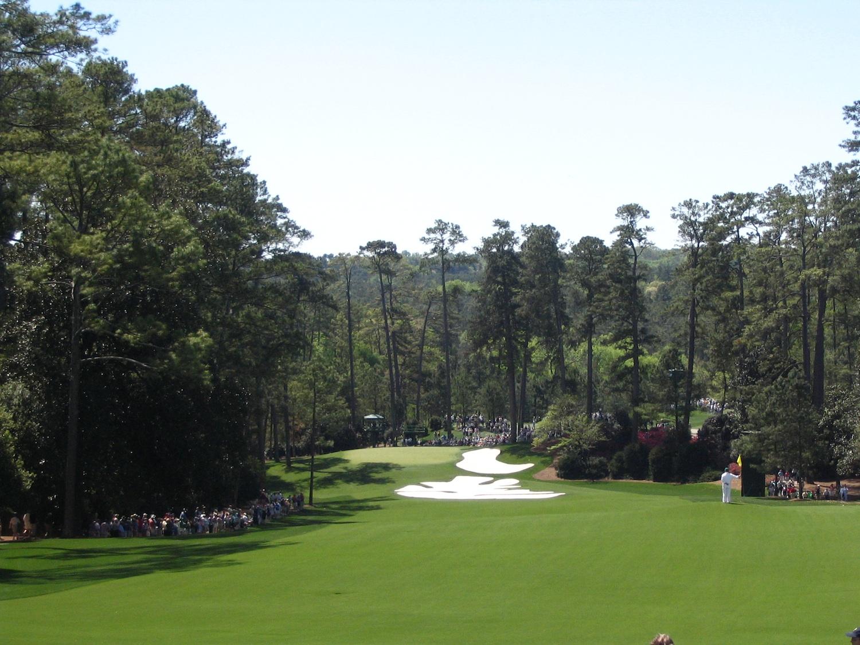 Augusta National Golf Club Georgia